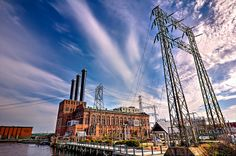 The Way I See It...... - Manchester Street Power Station - Providence, RI  USA