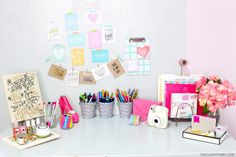Desk&Vanity Ideas