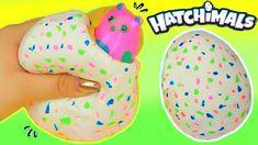 DIY Hatchimals Stress Ball Squishy! Super Cool Stress Ball! - YouTube