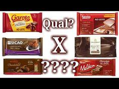Qual chocolate usar para Ovos de Páscoa? Qual marca é melhor? Chocolate fracionado ou nobre? - YouTube