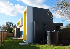 Duckbuild Architecture - Residential Exterior - Ashburton House