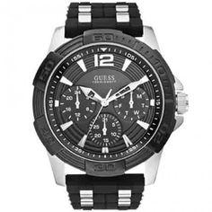 4a914d79cec36 Relógio Guess Masculino 92560G0GSNU4 Relógios Guess, Relógios Masculinos,  Eu, Black Friday, Relógios