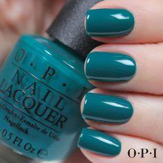 OPI - Amazon...Amazoff - Brazil Collection (Spring-Summer 2014)