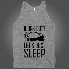 And you may not always start your workout on time… | 17 Tees For When Your Workout Just Isn't Gonna Happen