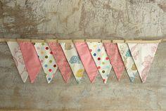 Banderines estampados