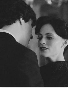 Sherlock...and Ms. Adler.