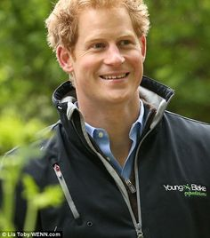 No hint of jetlag? The prince has just returned from his tour of Australia and New Zealand and looked happy to be in familiar territory Prince Harry Of Wales, Prince William And Harry, Prince Harry And Megan, Prince Philip, Prince Henry, William Kate, Prinz Harry, Princess Charlotte, Princess Diana