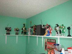 power rangers wall decor vinyl decal sticker art kids room