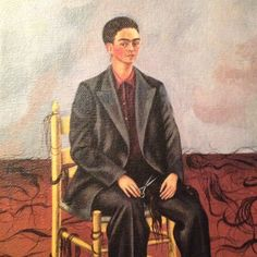 My favorite painting by Frida Kahlo