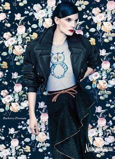 Fashion Photo | Neiman Marcus Campagna pubblicitaria Neiman Marcus