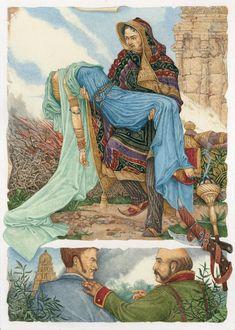Around The World In Eighty Days by Lev Kaplan Melania Trump Ring, Tribal Women, Vanitas, Leo, Around The Worlds, Beautiful Women, Classic, Illustration, Painting