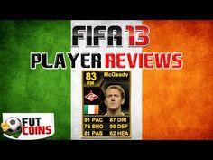 Fifa 13 Ultimate Team IF McGeady Review Fifa 13 Ultimate Team IF McGeady Stats Fifa 13 Ultimate Team IF McGeady