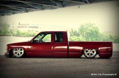 custom 97 chevy c1500 | Michael Hoeben's 1997 Silverado