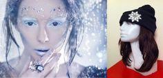 Antrasit (Koyu Gri) Bere, Kar Kristali, Snow Queen | Hepsi Ev Yapımı