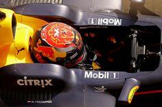 Formula One Testing, Barcelona, Circuit de Catalunya, Barcelona, Spain, Thursday 2 March 2017 - Max Verstappen (NLD) Red Bull Racing | Formule1.nl