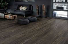 Antraciet Pvc Vloer : Beste afbeeldingen van u houtlook eiken pvc vloeren in