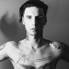 """6,575 Likes, 135 Comments - Andy Biersack (@andyblack) on Instagram: """"paradise by the dashboard light. @joshuashultz"""""""