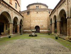BasilicaSantoStefano  Bologna  @PascualGargiulo