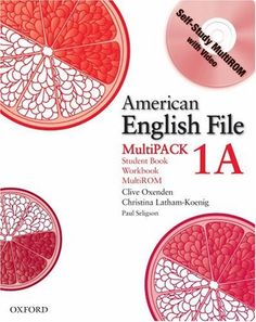 American English File Level 1 Student and Workbook Multipack A by Oxenden. Save 3 Off!. $19.44. Edition - Pap/Cdr. Publication: July 15, 2008. Publisher: Oxford University Press, USA; Pap/Cdr edition (July 15, 2008)