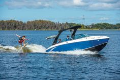 V-Drive Versus Forward Drive  Boats            We compare an inboard V-drive to Volvo Penta's Forward Drive.       We compare an inboard V-drive to Volvo Penta's Forward Drive. Find out how the pros and cons of each when it comes to wakesurfing.  http://www.boatingmag.com/v-drive-versus-forward-drive?dom=rss-default&src=syn