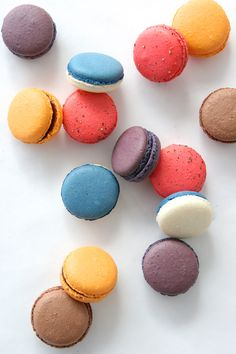 French Macaron from Lafayette Grand Cafe & Bakery NYC!!