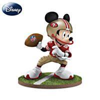 Figurine: San Francisco 49ers Cruiser Figurine