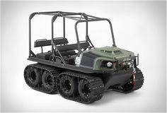 Argo | Amphibious Off-Road Vehicle