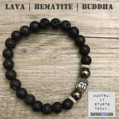Yoga Bracelets. Buddha Lava. Energy Healing. Handmade Men's Women's Luxury Beaded Mala & Jewelry. Law of Attraction. Manifest. #LOA.