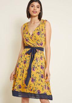 Outgoing Guidance Knit Dress   ModCloth