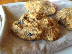 Pumpkin Walnut Cookies. These bad boys are delish, and they happen to be gluten-free, dairy-free and egg-free. Paleo people unite!