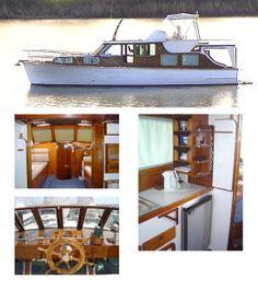 Blythe Spirit | For Sale | Wooden Boat