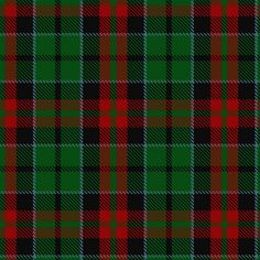 Walker clan - our family tartan