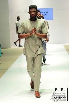 Maria Val Hagan  Accra Men Fashion Week #Menswear #Trends #Tendencias #Moda Hombre