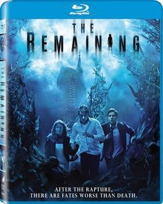 The Remaining (2014) an Apocalyptic Supernatural Thriller on Blu-ray - The Remaining is an action-packed supernatural thriller that addresses questions of life, love and belief against an apocalyptic backdrop. Release Date: January 27, 2015.