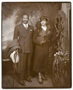 schomburgcenter:  Birthday of Harlem Renaissance photographer James Van Der Zee (1886)