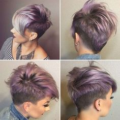Today we have the most stylish 86 Cute Short Pixie Haircuts. We claim that you have never seen such elegant and eye-catching short hairstyles before. Pixie haircut, of course, offers a lot of options for the hair of the ladies'… Continue Reading → Side Hairstyles, Undercut Hairstyles, Short Hairstyles For Women, Wedding Hairstyles, Short Hair Undercut, Short Pixie Haircuts, Easy Hair Cuts, Short Hair Cuts, Corte Y Color
