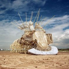 strandbeest with a tail