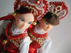 Russian dolls - We have some similar ones at our home in different colors