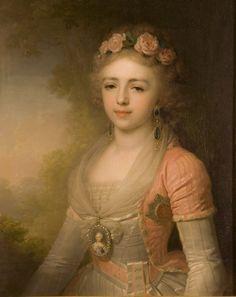 • Grand Duchess Alexandra Pavlovna of Russia