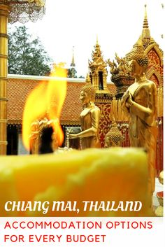 Accommodation options in Chiang Mai Thailand for every budget. From luxury travelers, to backpackers, there is an option for everyone. Click here to find out where you can spoil yourself or save a ton and everything in between.