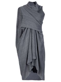 Rick Owens 'Drape' dress #Imaluxurylady