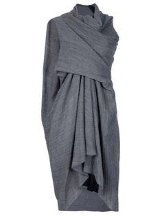 Rick Owens 'Drape' dress #Imaluxurylady