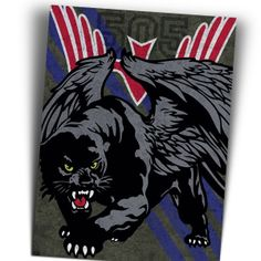 Infidels Incorporated - 505th Panthers Poster, $11.00 (http://www.infidelsinc.co/505th-panthers-poster/)