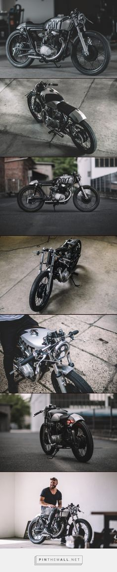 Nifty Two-Fifty: Hookie Co.'s Honda CB250 cafe racer | Bike EXIF - created via https://pinthemall.net