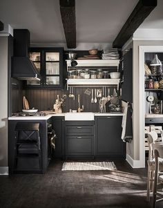 〚 The new IKEA 2020 catalog is here: big doze of inspiring interiors 〛 ◾ Photos ◾Ideas◾ Design Murphy Bed Ikea, Murphy Bed Plans, Small Space Organization, Organization Hacks, Organizing Tips, Ikea Kitchen, Kitchen Cabinets, Kitchen Ideas, Wood Cabinets