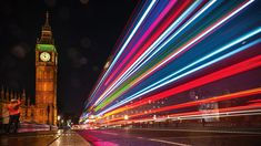 Anything from cheap fairy lights to paint rollers can be a light painting tool, says Andrew Whyte. We look into a step-by-step guide to light painting Motion Blur Photography, Landscape Photography Tips, Scenic Photography, Photography Lessons, Dark Photography, Night Photography, Cityscape Photography, Street Photography, Blurred Lights