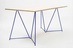 Mater & Master - Table Trestle - 2012