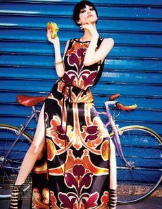 Vogue Japan - February 2014