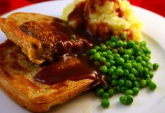Vegan Toad in the Hole ~ Hef's kitchen