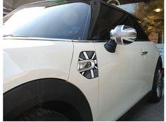 Mini Cooper Accessories, Car Parts And Accessories, Jack Black, Black And Grey, Mini Cooper Stripes, Mini Cooper Hardtop, Set Cover, Black Mirror, Union Jack